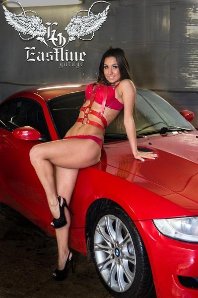 Тюнинг-ателье Eastline Garage. Самоклеющаяся алькантара и кожзам! 8-copy
