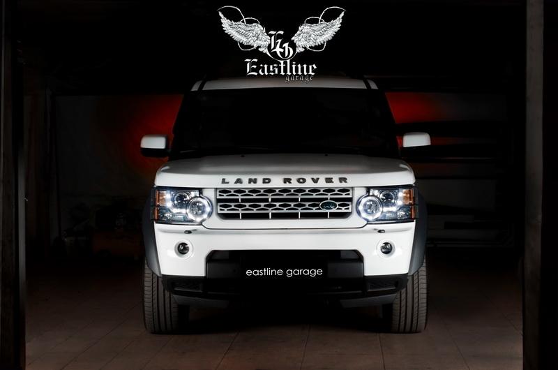 Тюнинг-ателье Eastline Garage. Самоклеющаяся алькантара и кожзам! 111