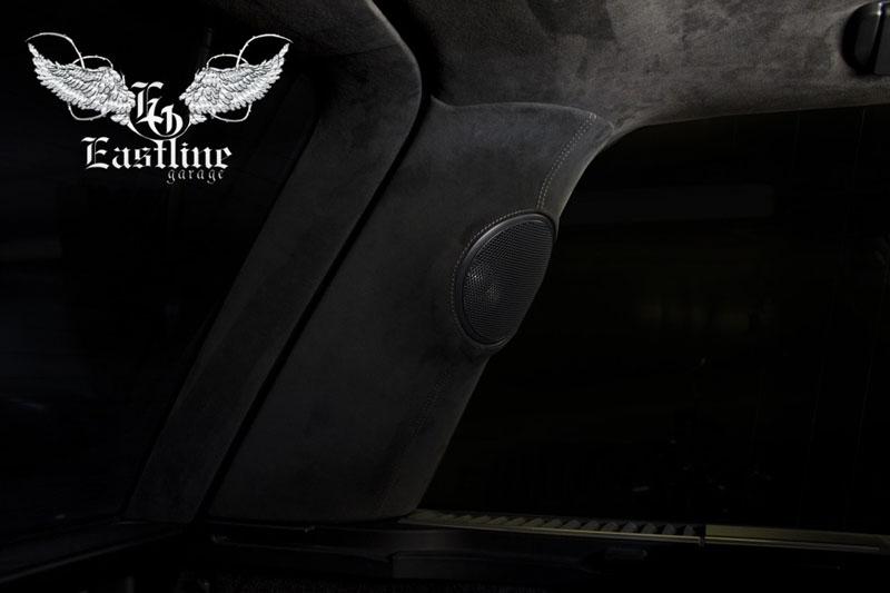 Тюнинг-ателье Eastline Garage. Самоклеющаяся алькантара и кожзам! - Страница 2 105