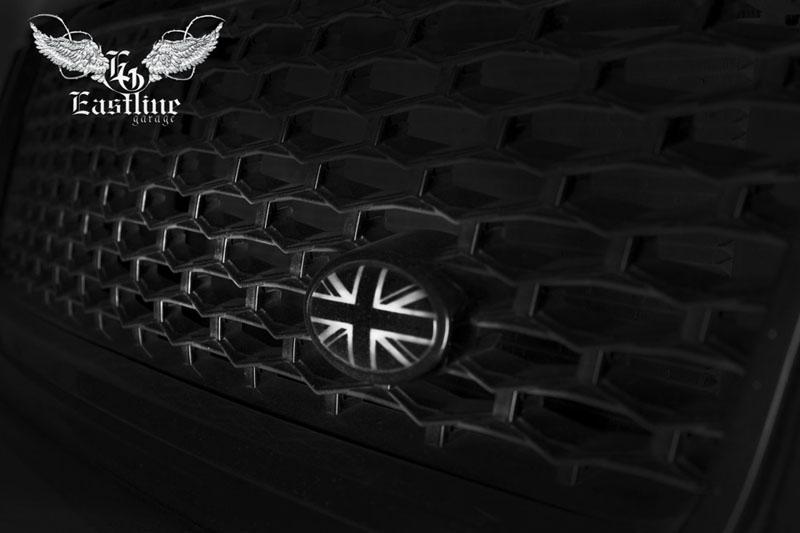 Тюнинг-ателье Eastline Garage. Самоклеющаяся алькантара и кожзам! - Страница 2 120