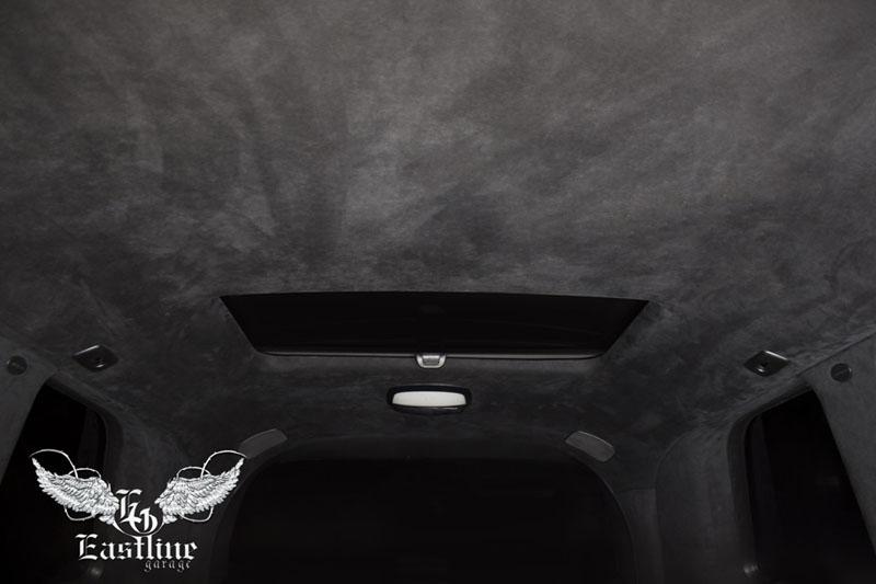 Тюнинг-ателье Eastline Garage. Самоклеющаяся алькантара и кожзам! - Страница 2 171