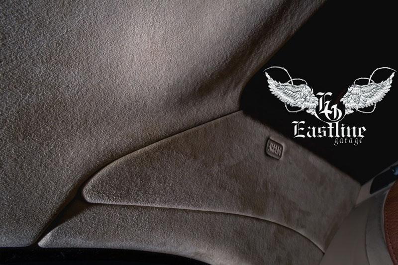 Тюнинг-ателье Eastline Garage. Самоклеющаяся алькантара и кожзам! - Страница 2 912
