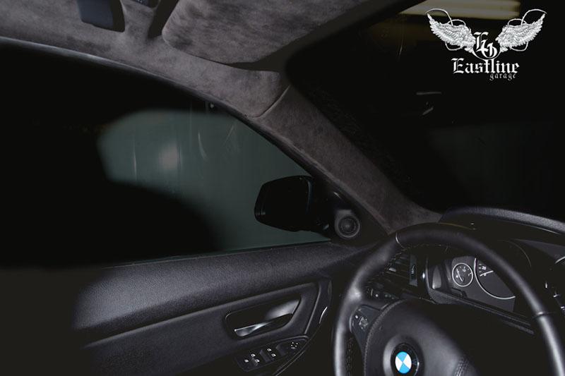 Тюнинг-ателье Eastline Garage. Самоклеющаяся алькантара и кожзам! - Страница 2 201