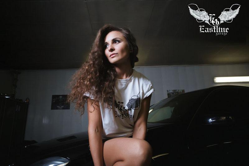 Тюнинг-ателье Eastline Garage. Самоклеющаяся алькантара и кожзам! - Страница 2 92