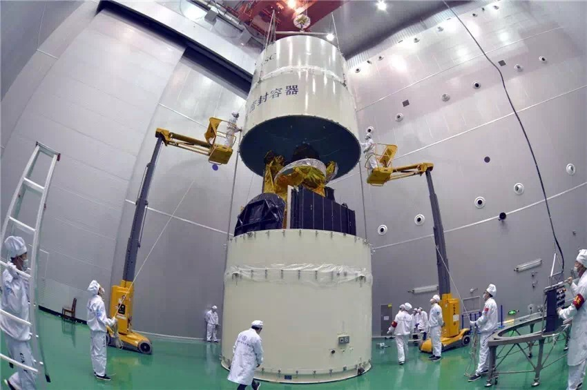 CZ-3B (Tiantong-1-01) - XSLC - 6.8.2016 2016-08-05-Lancement-du-satellite-Tiantong-1-01-09