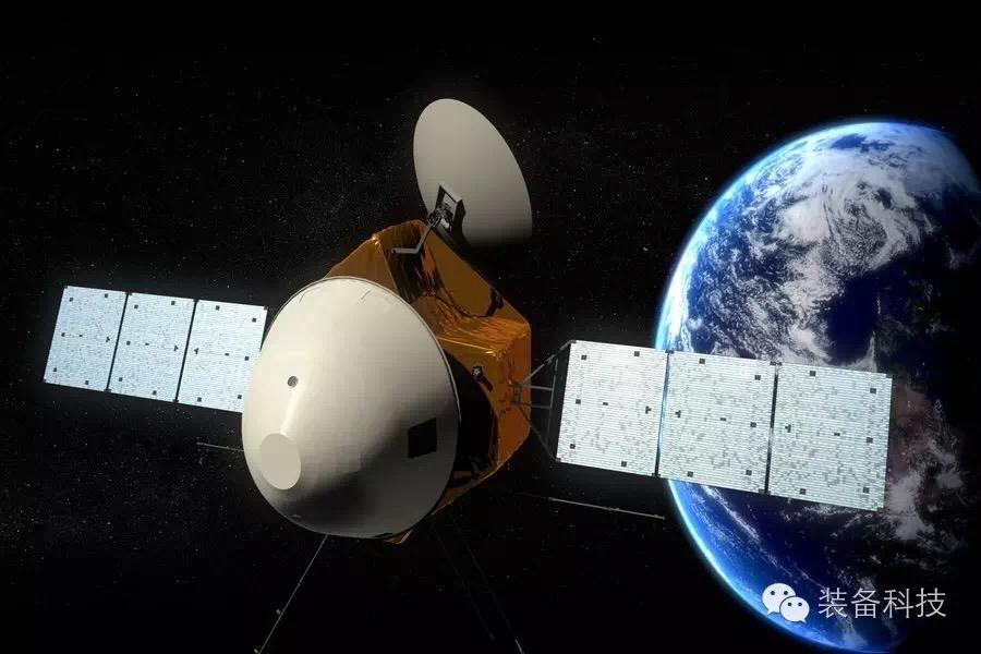 [Chine] Préparation aux programmes martiens - Page 2 2016-08-23-La-Chine-d%C3%A9voile-sa-sonde-martienne-04