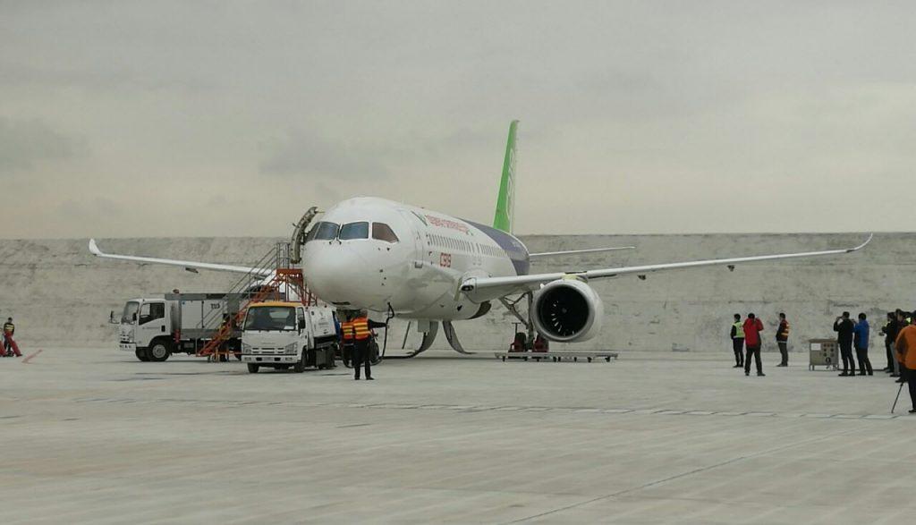 [Aviation] C919, Premier avion de ligne single-aisle chinois - Page 2 2016-11-12-Un-pas-de-plus-vers-le-vol-inaugural-du-C919-05-1024x587