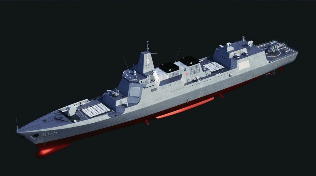 Type 055 - Destroyer - Page 6 2017-01-16-La-construction-du-3%C3%A8me-Type-055-d%C3%A9marre-%C3%A0-Dalian-01-1024x571