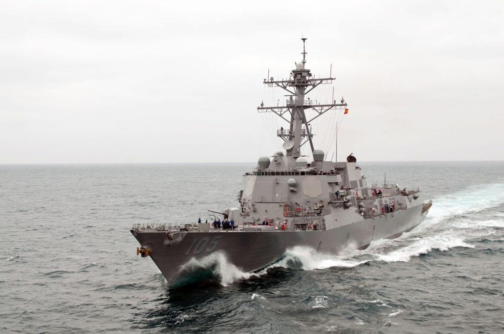 [Information] Conflits dans la Mer de Chine Méridionale - Page 17 2017-05-25-le-destroyer-USS-Dewey-intercept%C3%A9-par-2-fr%C3%A9gates-chinoises-02-1024x680