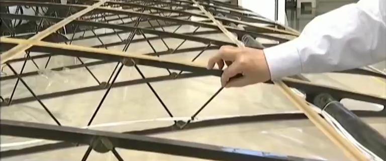 CH-T4: أكبر طائرة بدون طيار بالطاقة الشمسية في الصين 2017-06-03-CH-T4-Nouveaux-records-du-2e-plus-grand-drone-solaire-02