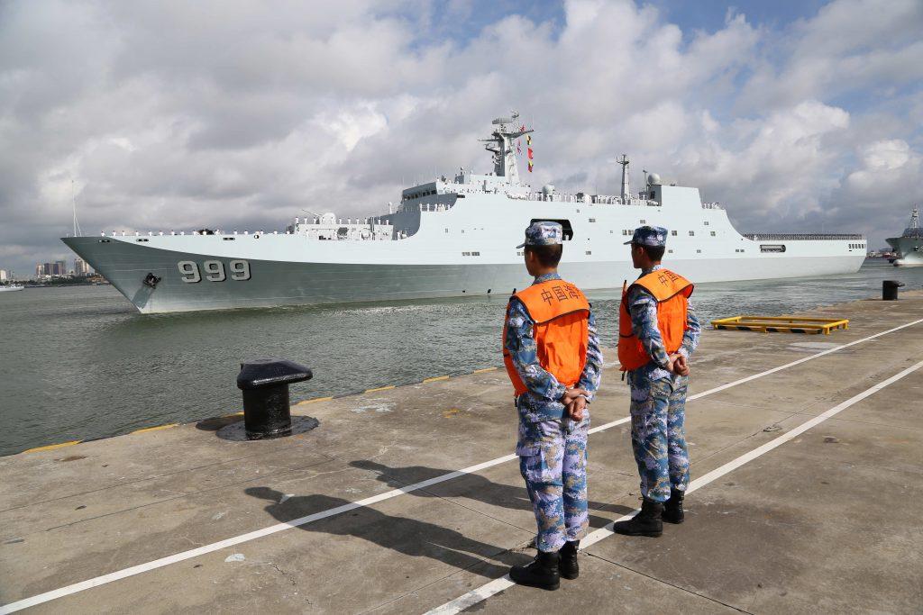 [Information] Autour de la Chine... - Page 28 2017-07-12-D%C3%A9part-des-troupes-chinoises-%C3%A0-la-nouvelle-base-de-Djibouti-24-1024x683