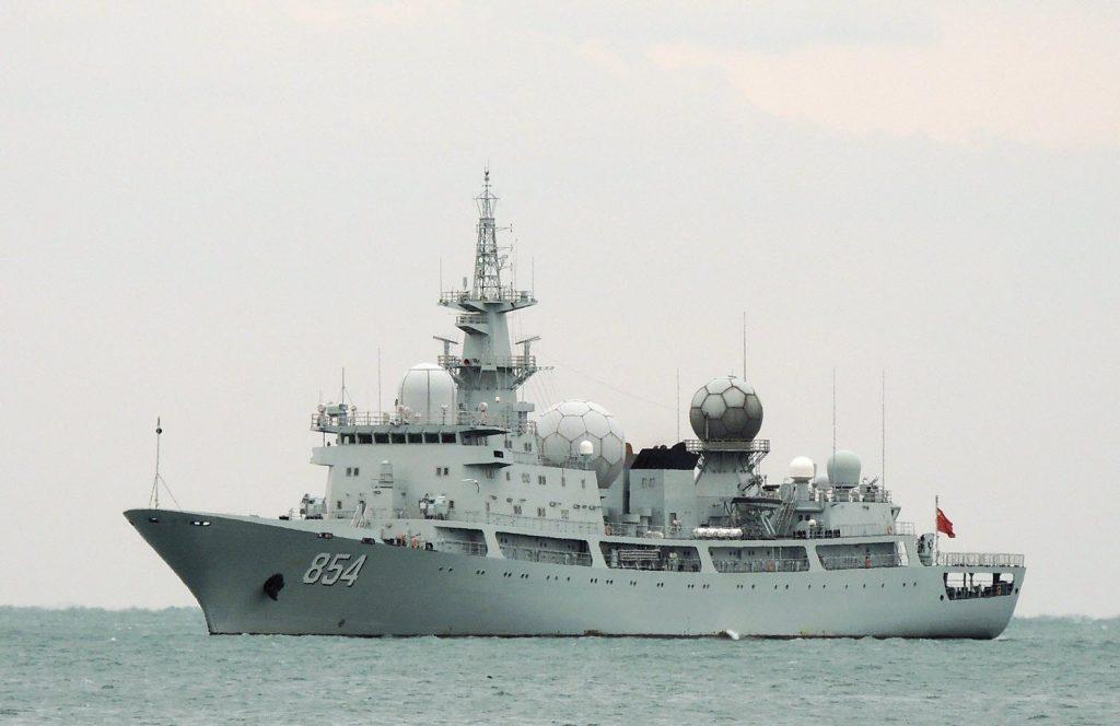 Type 815 - Navire Collecteur de Renseignements (SIGINT) 2017-07-17-Un-navire-despion-chinois-surveille-lessai-du-THAAD-11-1024x664