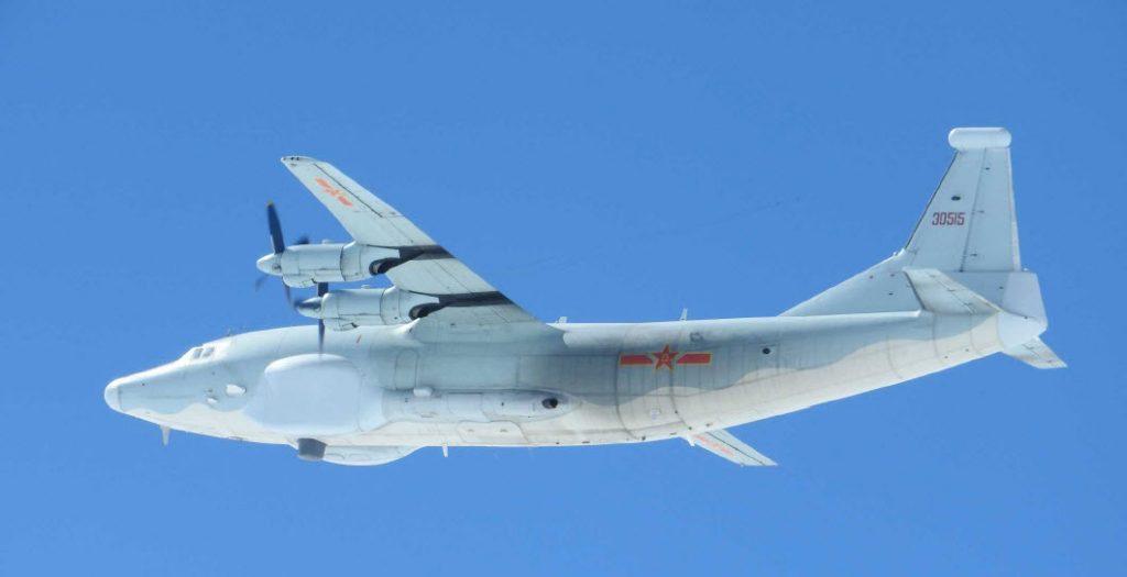 [Information] Photos & Vidéos de PLA Air Force - Page 14 2017-11-21-ELINT-chinois-traversent-la-1%C3%A8re-cha%C3%AEne-d%C3%AEles-07-1024x525
