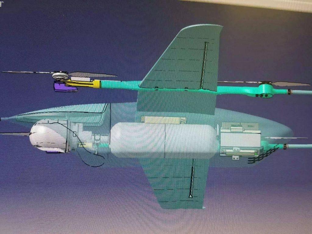 [Aviation] Drones & Drones de Combat Chinois - Page 13 2018-01-04-Premier-vol-dun-drone-tiltrotor-chinois-%C3%A0-hydrog%C3%A8ne-01-1024x768