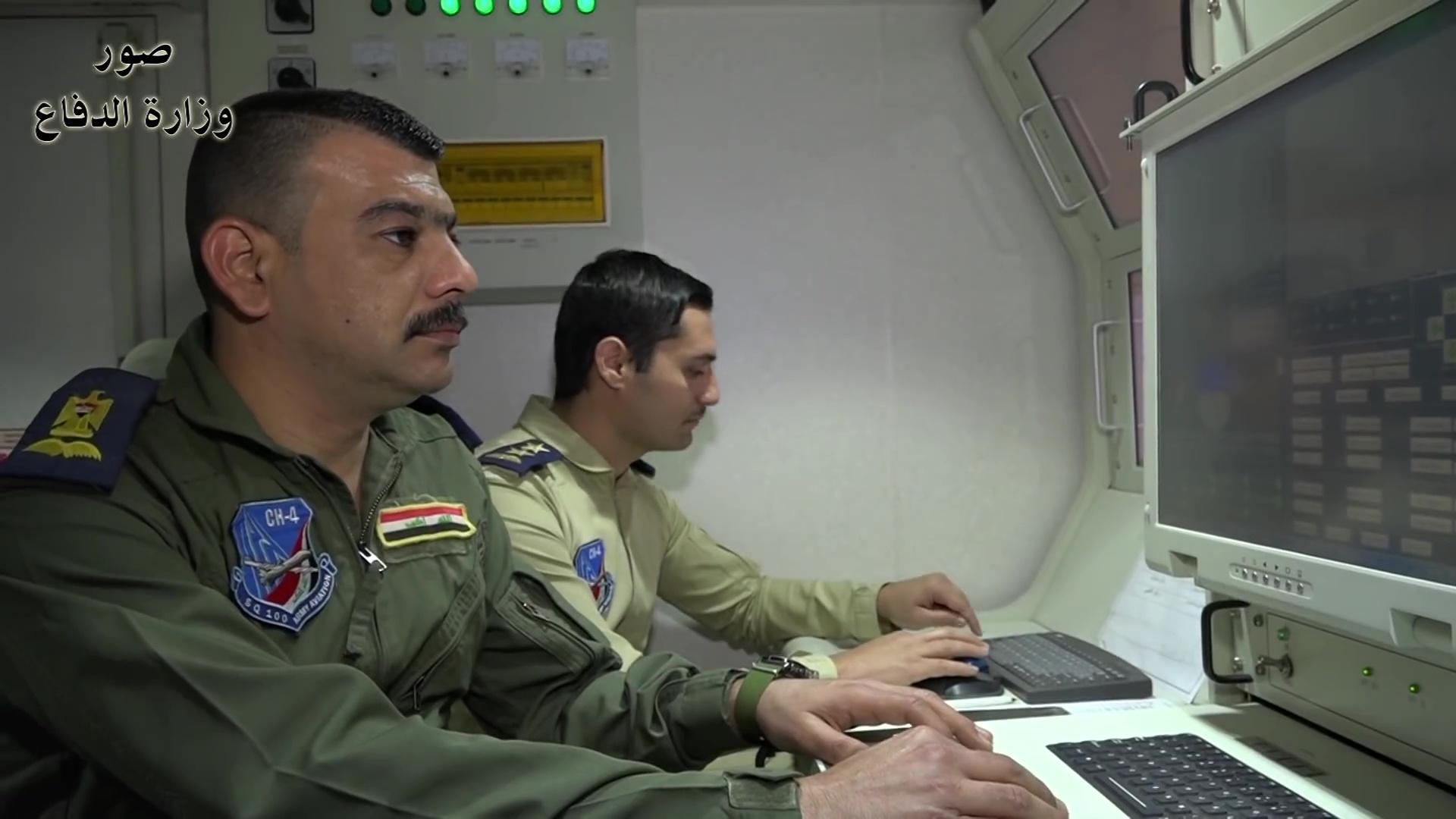 مسابقة رمضان الطائرات دون طيار  2018-02-18-Les-officiers-irakiens-parlent-du-drone-CH-4-14