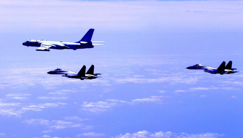 [Information] Photos & Vidéos de PLA Air Force - Page 14 2018-04-20-Ces-appareils-chinois-qui-tournent-autour-du-Taiwan-02-1024x581