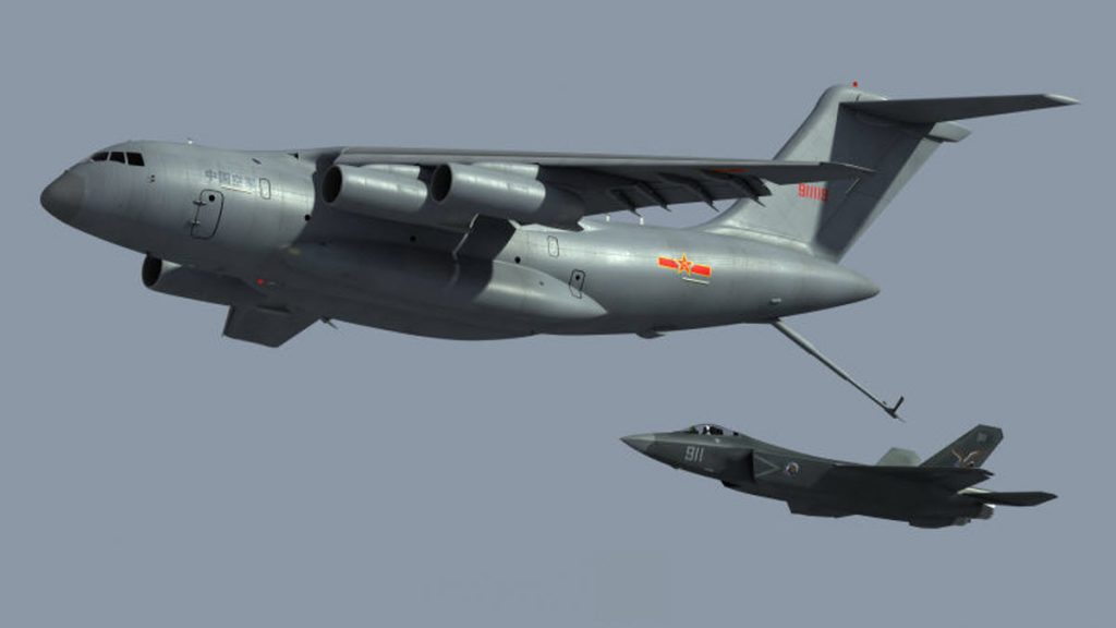 [Aviation] Y-20 - Page 4 2018-05-03-AVIC-d%C3%A9veloppe-le-Y-20-version-ravitailleur-05-1024x576