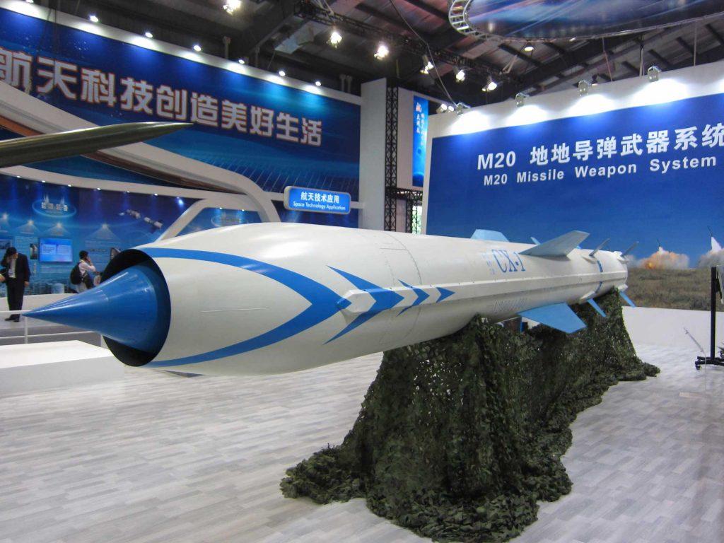 [Information] Exportation des Armements Chinois - Page 10 2018-07-19-CALT-teste-son-missile-anti-navire-supersonique-CX-1-01-1024x768