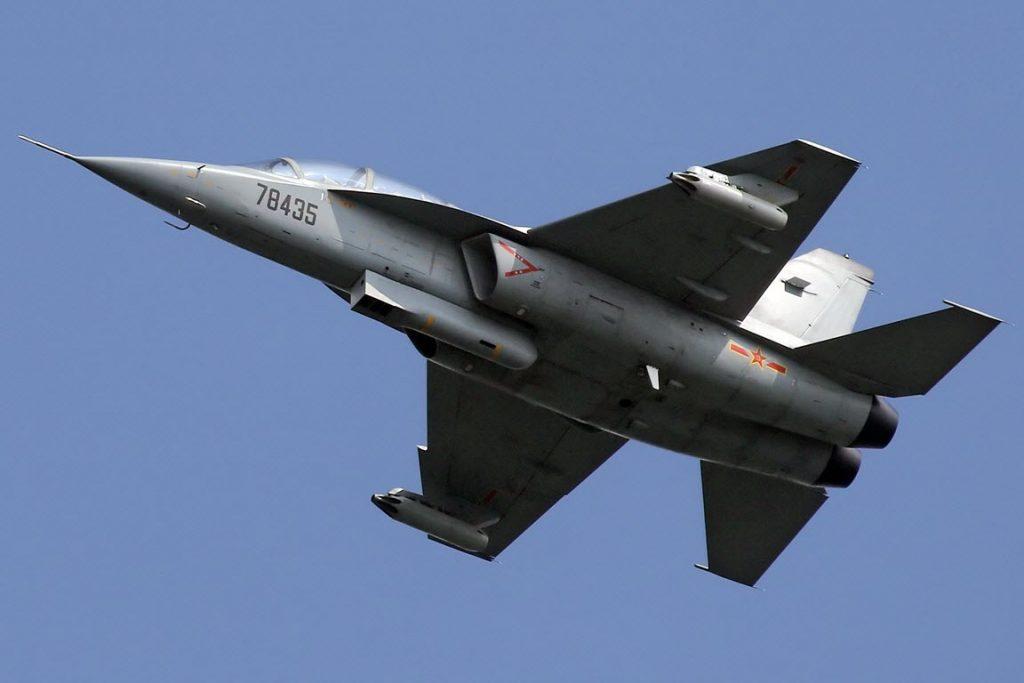 [Aviation] JL-10 / L-15 - Page 2 2018-08-20-Radar-PESA-PLA-Navy-Les-derni%C3%A8res-actualit%C3%A9s-du-JL-10-02-1024x683