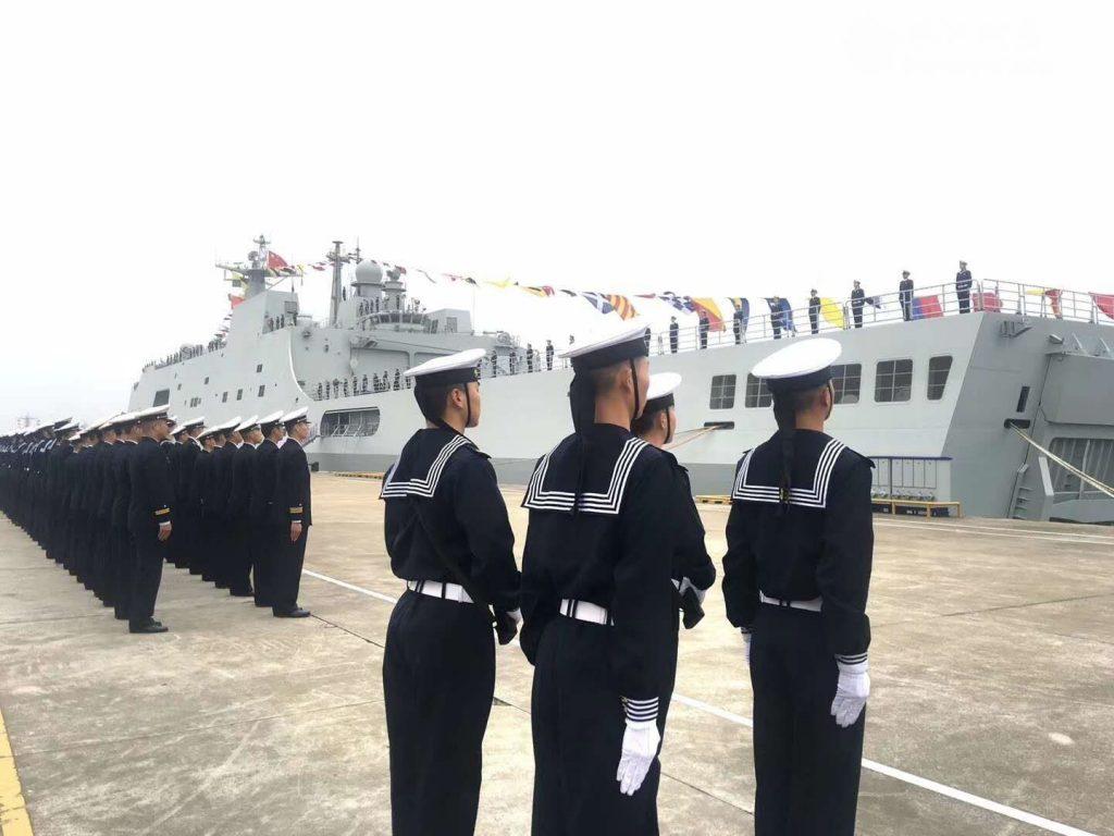 Type 052D - Destroyer - Page 14 2019-01-13-10e-Type-052D-et-6e-Type-071-admis-au-service-actif-01-1024x768