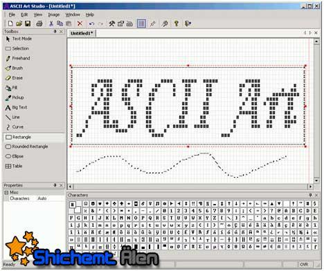 [RS] ASCII Art Maker 1.6 ASCIIArtMaker165025.201022665028