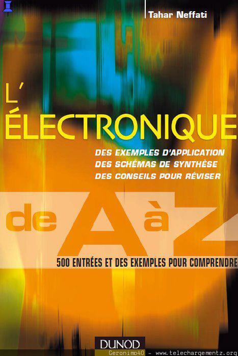 L'éléctronique de A à Z Electronique.201245225636