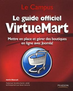 VirtueMart Mettre en place et gérer des boutiques en ligne avec Joomla Joomla.201222422308