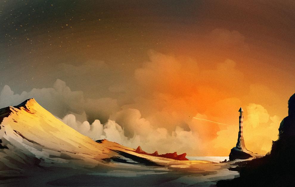 Bienvenidos al nuevo foro de apoyo a Noe #269 / 22.06.15 ~ 26.06.15 - Página 39 Lighthouse_by_flyingapplesaucer-d5erx2i.20129150437