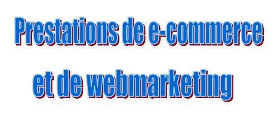 Commerce - Rapport De Stage de E-commerce et de Webmarketing Web.201262132244