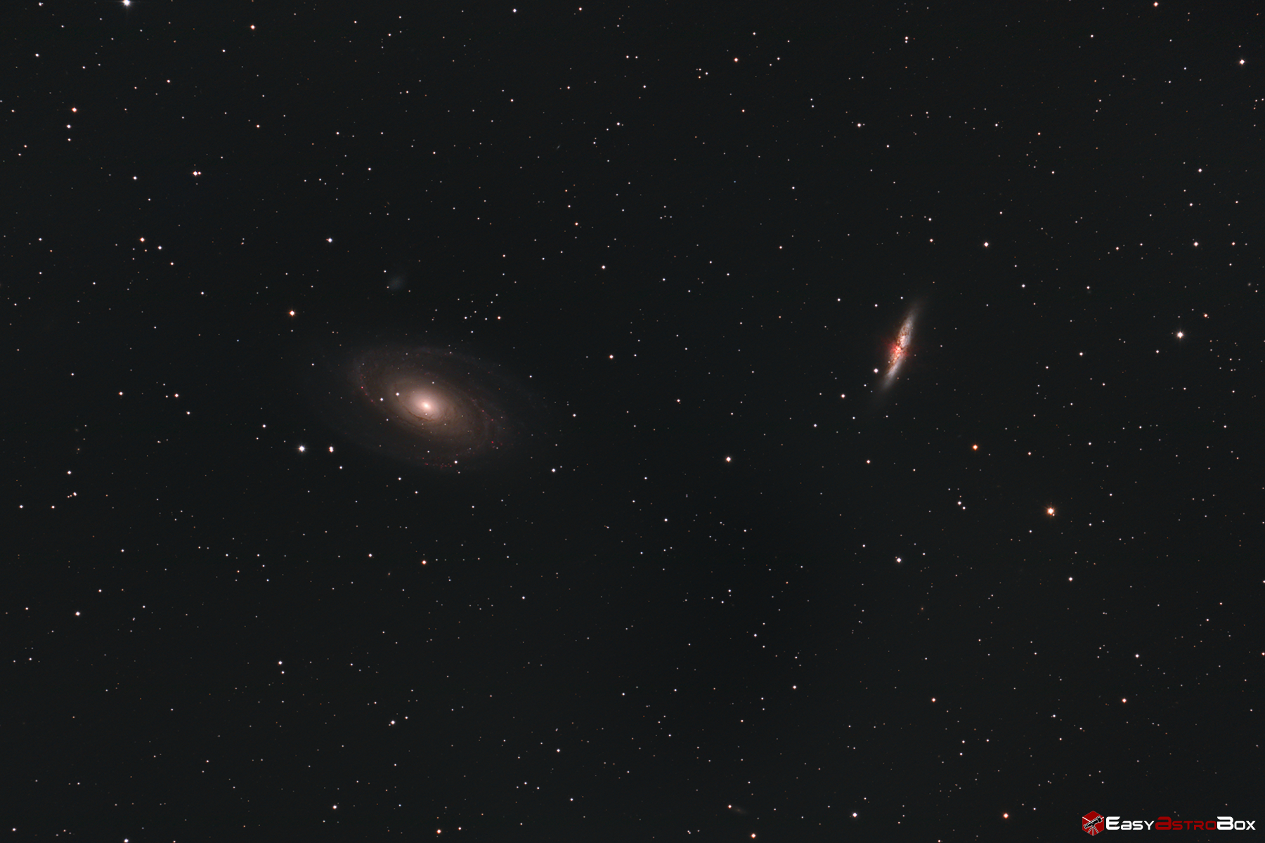 Duo M81 & M82 M_81___82