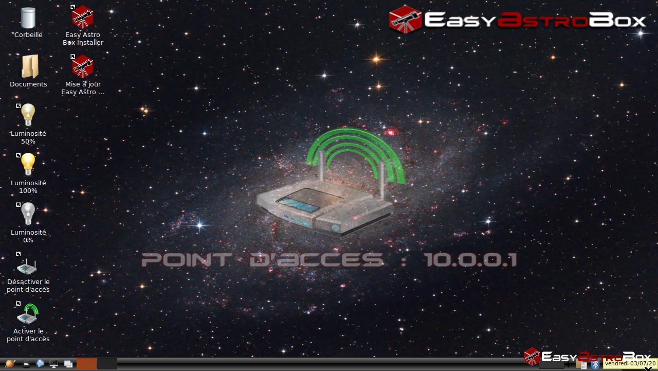 Projet EasyAstroBox (résumé des mises à jours) Eab-ap-mode