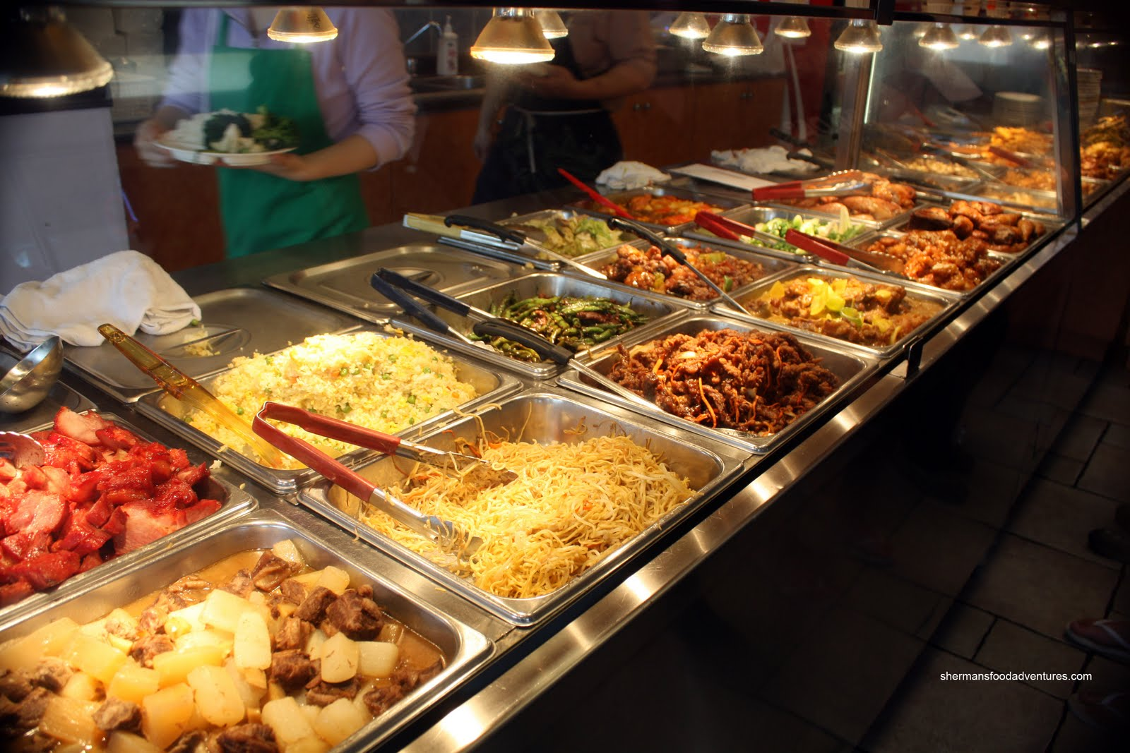 FOOD PORNS Chinese-food