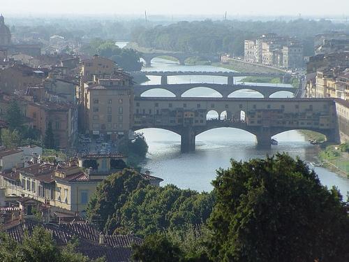 Mostovi - Page 25 Ponte-Vecchio-in-Florence