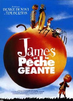 Programmes Disney à la TV Hors Chaines Disney James_et_la_peche_geante_340