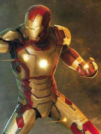 "FILM >> ""Iron Man 3"" 1"