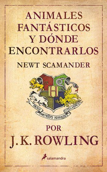 """FILM >> """"Animales Fantásticos y Dónde Encontrarlos"""" (Harry Potter) 1"""