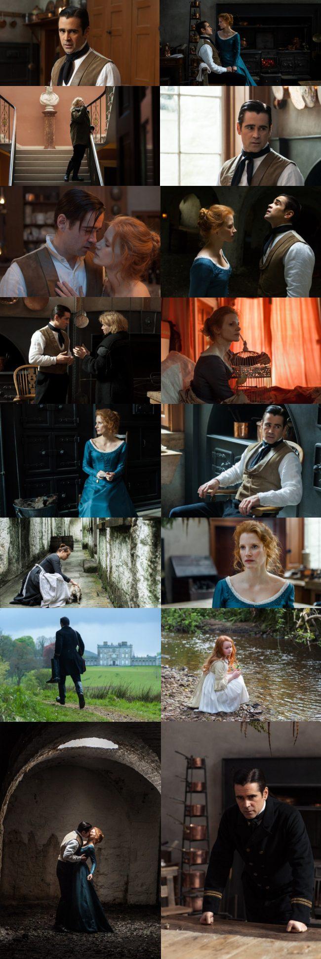 "FILM >> ""Miss Julie"" (Jessica Chastain, Colin Farrell) 2"