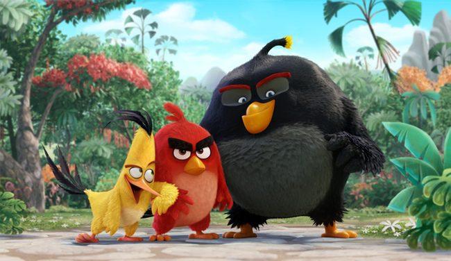 "FILM >> ""Angry Birds"" (Videojuego, 2016) 1"