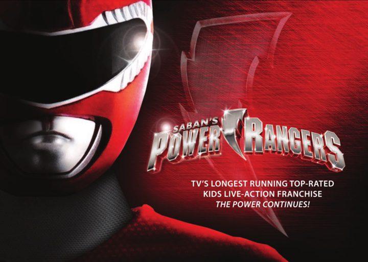 "FILM >> ""Power Rangers"" (2017) 3"