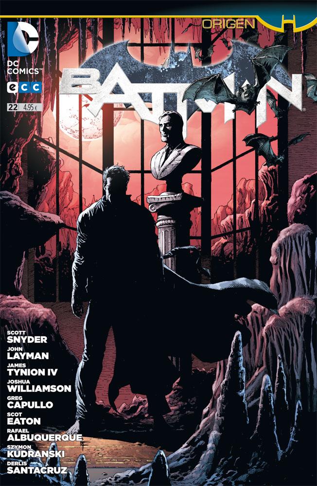 [Literatura y Comics] Siguen las adquisiciones 2014 - Página 15 Batman_num22