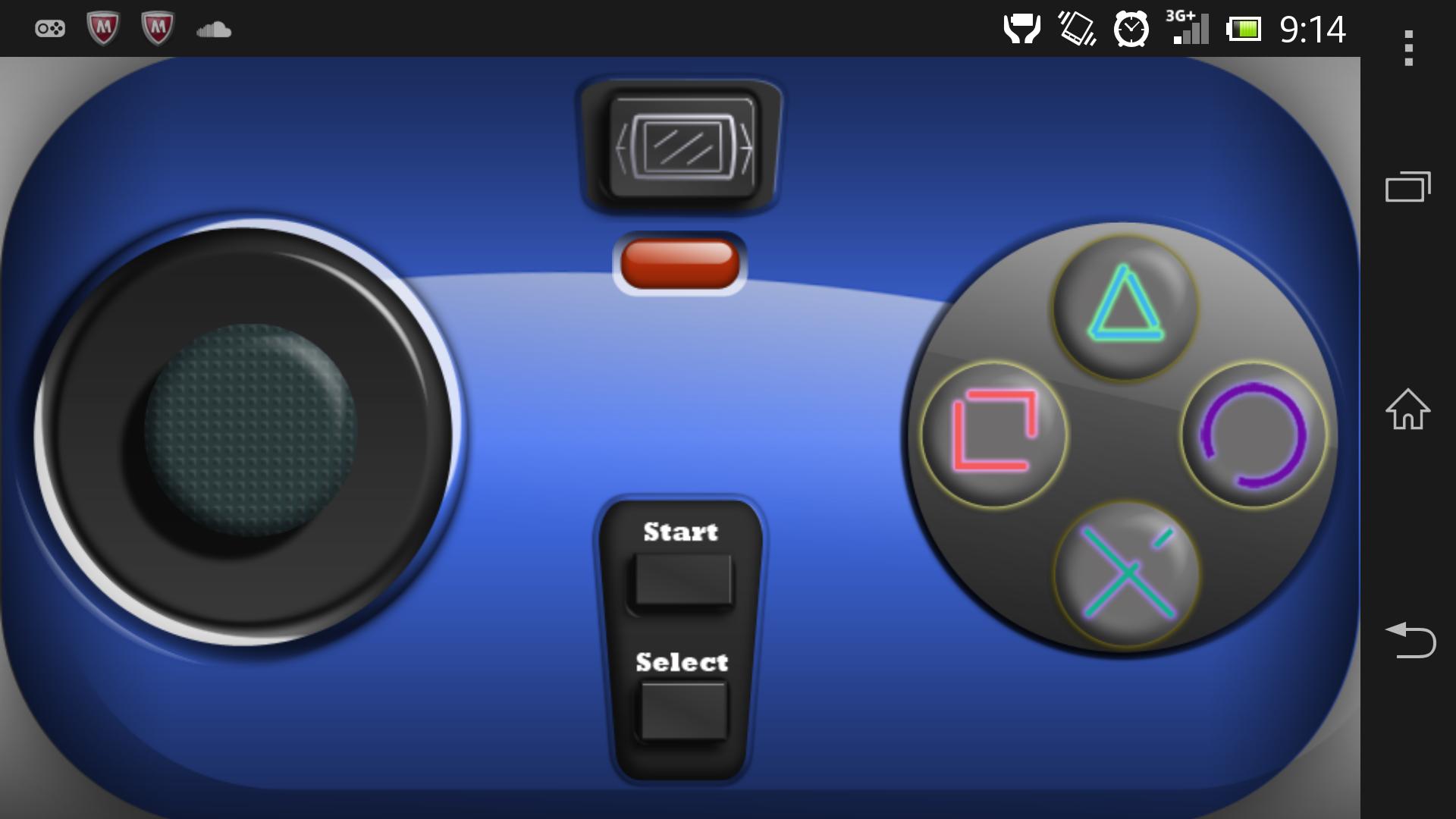 transformez son smartphone en joystick ou manette ( le Top 3 ultime) Screenshot_2013-03-23-09-14-32