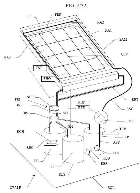 Optimisations Photovoltaïques Autonomes avec Liquides en Ecoulement (OPALE) 13150538030zYSgw
