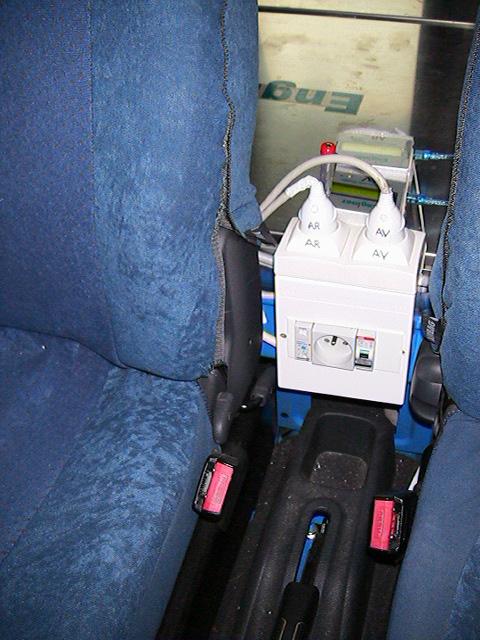 Camionnette Automotrice Triple Hybridation Intégrée (CATHI) 1324407102EEWMon