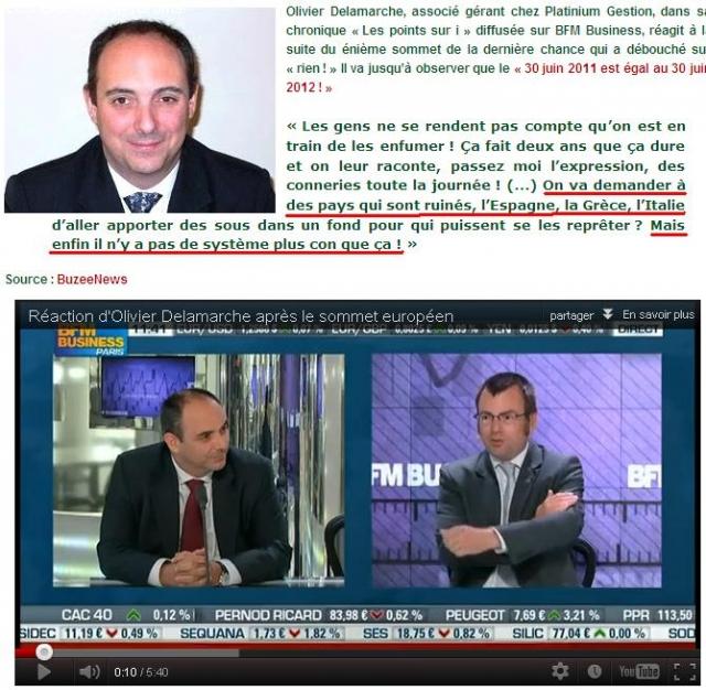 Regards croisés : la crise financière de la zone €uro 13419301906PQDnT