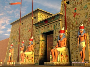 El cambio climático 'aceleró' la caída del Imperio Egipcio  306_XXAT_gdfgdfgdfgjgjghj