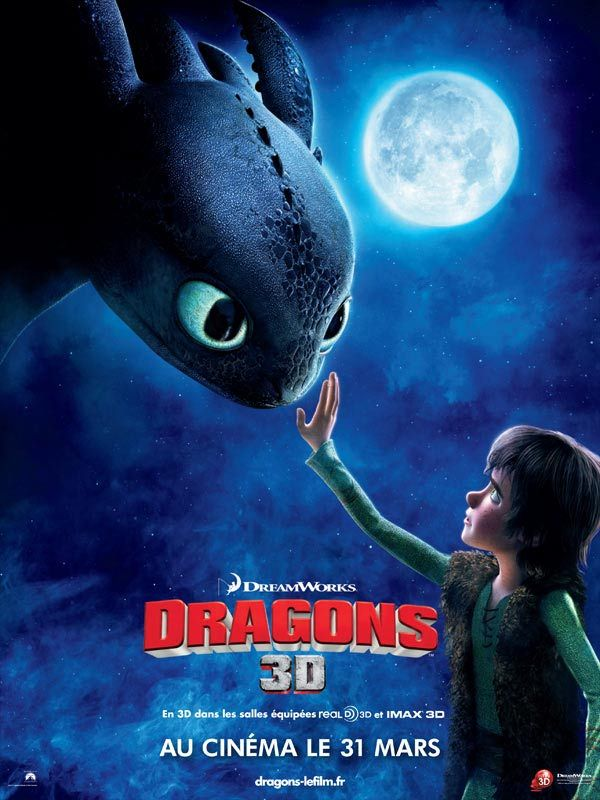 chasseur de dragon  How-to-train-your-dragon
