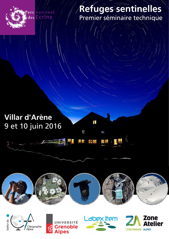 Les 9 et 10 Juin au col du Lautaret ... 2016-03-affiche-seminaire-04