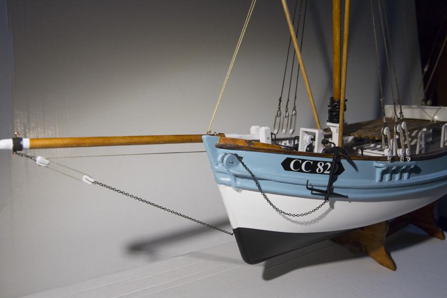 Thonier Marie-Jeanne (Billing Boats 1/50°) par rupileos - Page 2 1