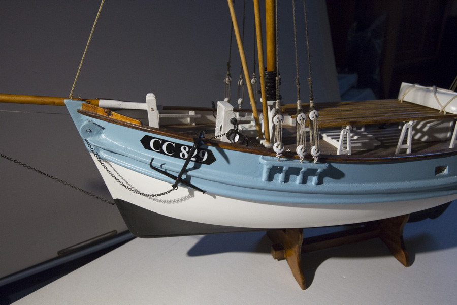 Thonier Marie-Jeanne (Billing Boats 1/50°) par rupileos - Page 2 3