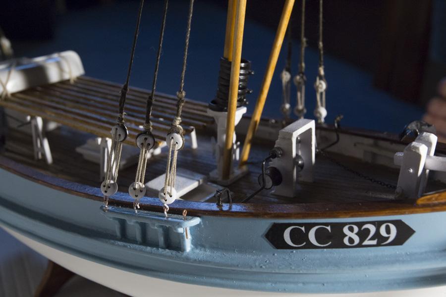 Thonier Marie-Jeanne (Billing Boats 1/50°) par rupileos - Page 2 4